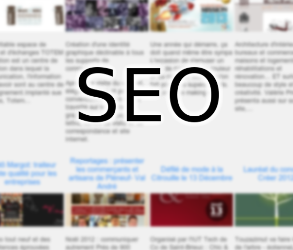 referencement naturel : un contenu dynamique pour votre site, ca s organise.