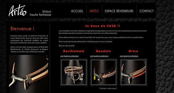 espace createurs - arteo saint-brieuc, pour travailler avec nous : agence de site internet