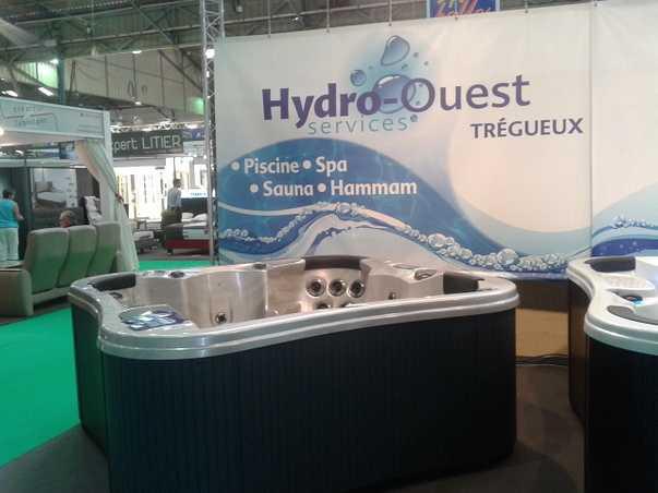 hydro ouest, expose a la foire- expo de saint-brieuc