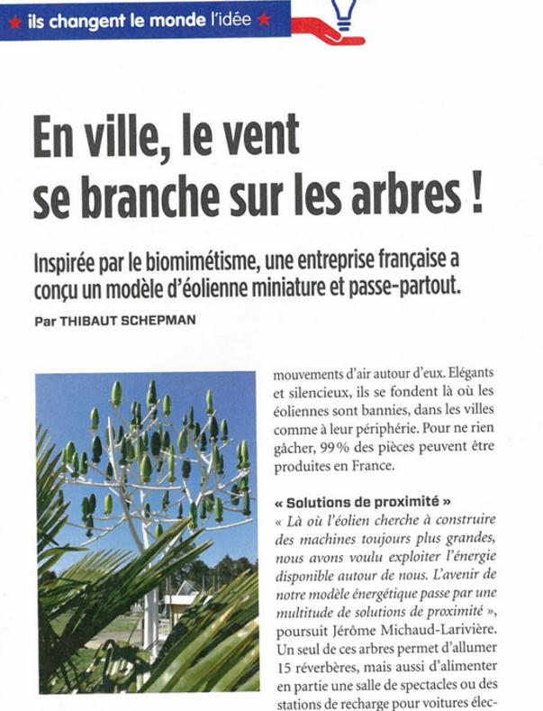 new wind en premiere page de terra eco -septembre 2014