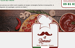 nouvelle carte pour le restaurant italien il romano a binic